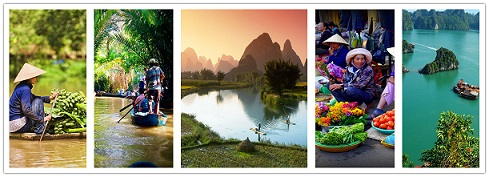 wondertravel|Vietnam Treasures 10 Days/8 Nights