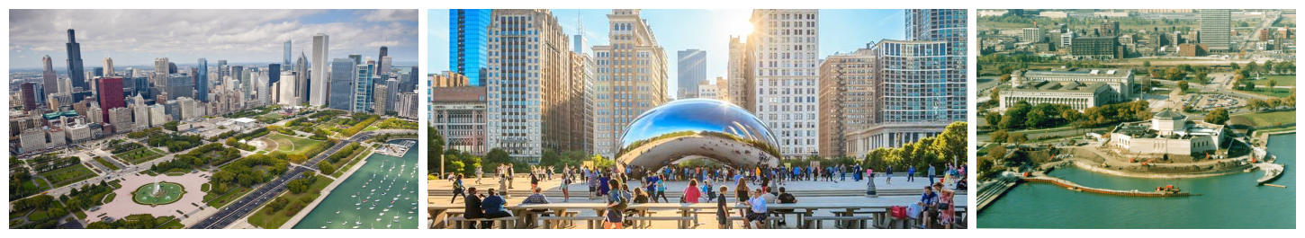 wondertravel|Chicago 5 Días $299.99+