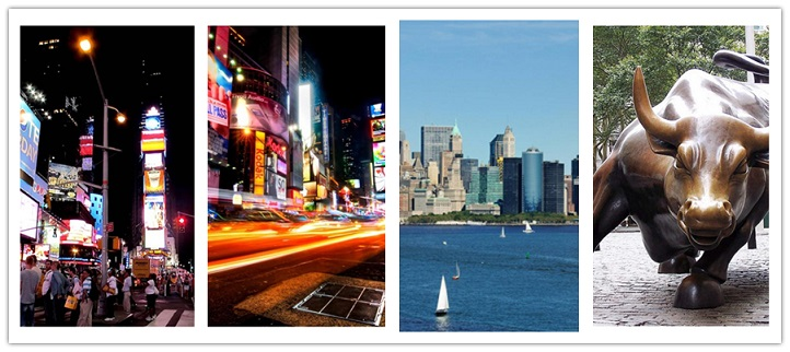 wondertravel|New York 3 Days--Independent Free Time (Christmas & New Year Celebration) $119.99+