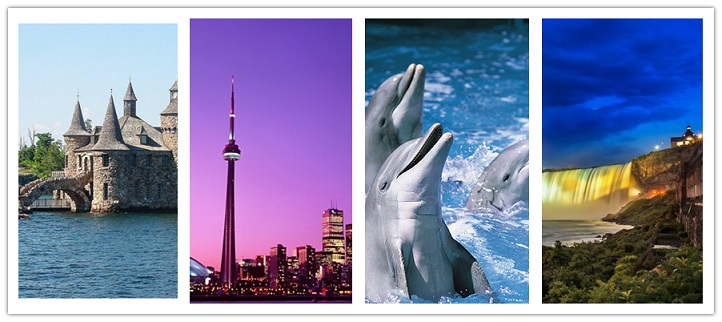 wonder travel|Special Toronto, 1000 islands & Niagara Falls 3 Days