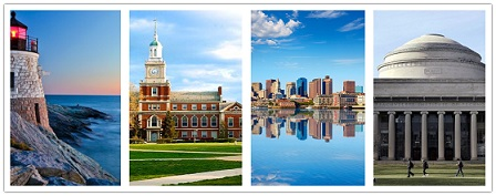 wonder travel|Boston y Rhode Island 3 días