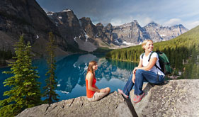 wonder travel|Rocky Banff Victoria 7 days $248/Q