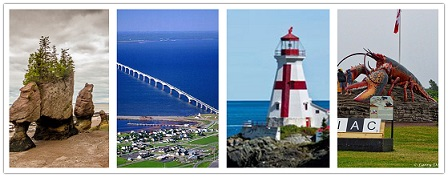 wondertravel|Province maritime:New Brunswick, Nova Scotia & PEI 5 Jours