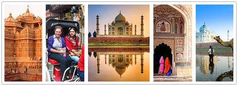 wonder travel|Glories of India 10 días