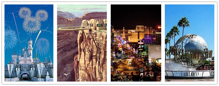 wonder travel|Los Angeles,Grand Canyon&Las Vegas 7  Jours