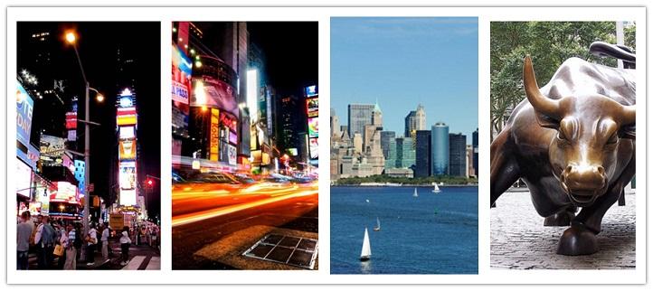 wonder travel|New York 3 Jours Libre(Pour célébrer Noël et nouvelle ans)$119.99+