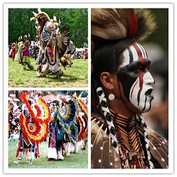 wonder travel|Indio Nativo Kahnawake Pow Wow