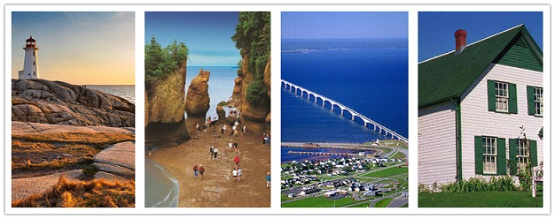 wonder travel|Gaspe & Maritime Provinces 6 Days